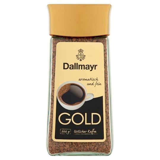 Кофе растворимый Dallmayr Gold 200г Германия