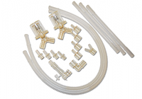 """Дыхательный контур """"MEDICARE"""" многоразового использования для анестезии, неонатальный, для младенцев, фото 1"""