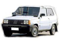 Фаркопы на Fiat Panda (1980-2003)