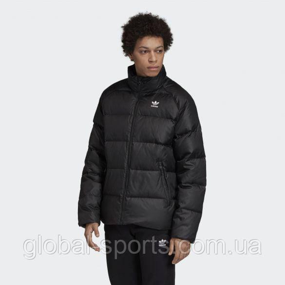 Мужской пуховик Adidas Trefoil Logo(Артикул:ED5837)