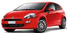 Фаркопы на Fiat Punto (2005-2018)