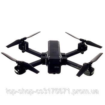 Квадрокоптер с камерой складной черный