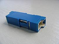 Адаптер оптический LSH(E2000) SM SIMPLEX BLUE