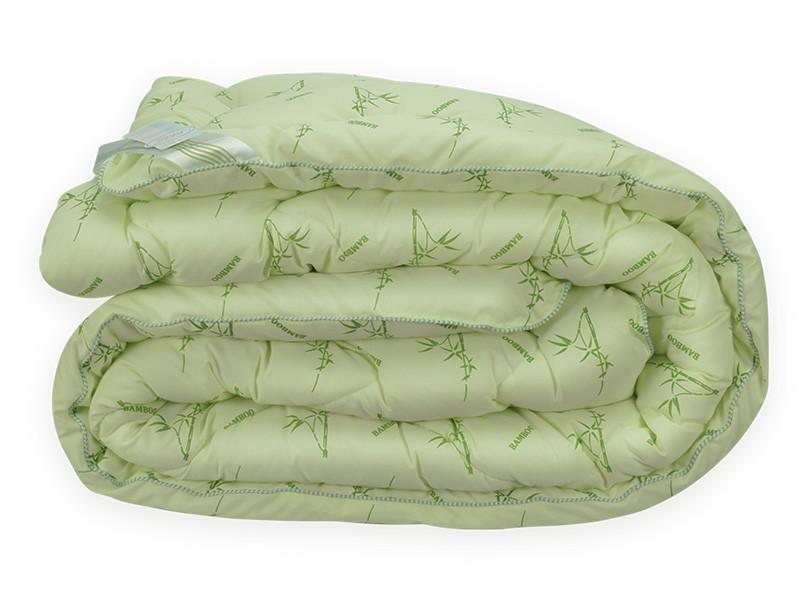 Одеяло бамбуковое зимнее 172х205 двуспальное