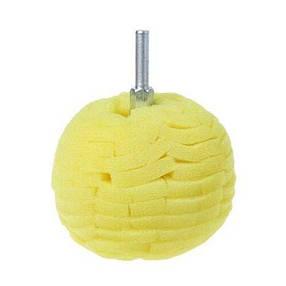 Полировальный шар на дрель твердый для дисков и пр, фото 2