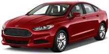 Фаркопы на Ford Fusion (c 2012 --)