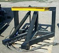 Корчеватель, выкорчевыватель пней трактора Т150