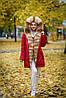 Женская зимняя парка с мехом рыжей лисы, фото 4