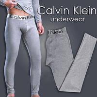 Зручні та стильні бавовняні чоловічі підштаники (кальсони) Calvin Klein