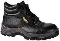 Ботинки с металноском италия BICAP