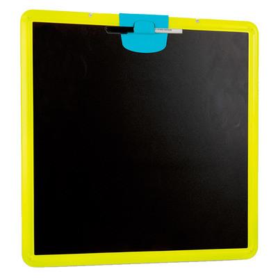 Двусторонняя доска Smoby для рисования 47х47 см (410707)