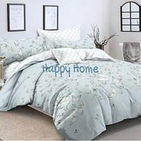 Комплект постельного белья Комфорт-текстиль сатин Аква