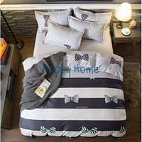 Комплект постельного белья Комфорт-текстиль сатин Украшение