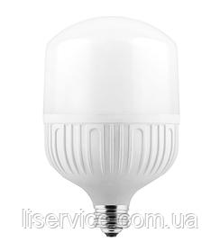 Лампа світлодіодна високопотужна ЕВРОСВЕТ 80Вт 6400К (VIS-80-E40)