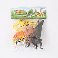 Игровой набор диких животных Animal Park (6 шт.), фото 2