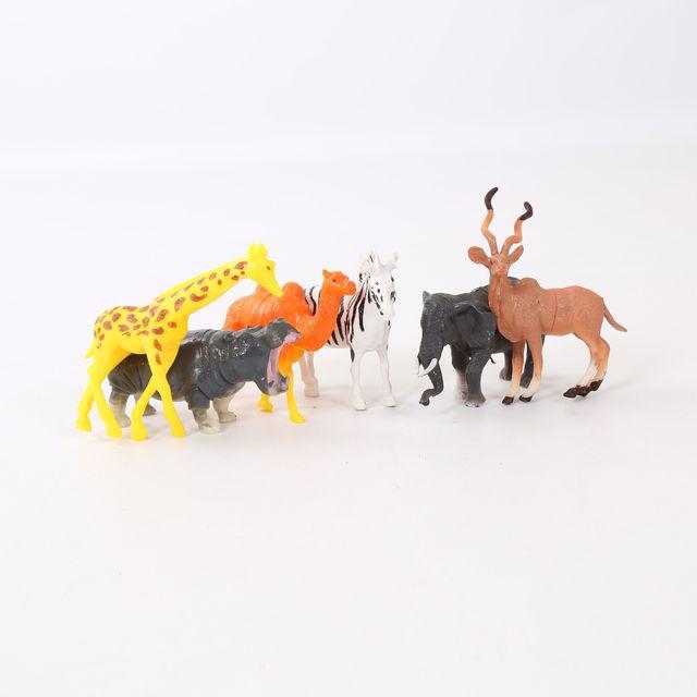 Игровой набор диких животных Animal Park (6 шт.)