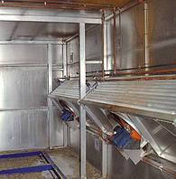 Комплектуючі сушильних камер для пиломатеріалів