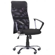 Кресло Ultra Хром сиденье C-1/спинка Сетка черная