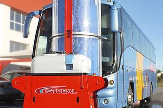 Портальная мойка автобусов ISTOBAL HW'MONO-ROLL