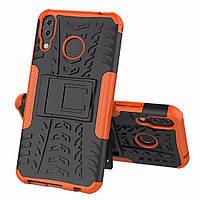 Чехол Armor Case для Asus Zenfone Max M2 (ZB633KL) Оранжевый