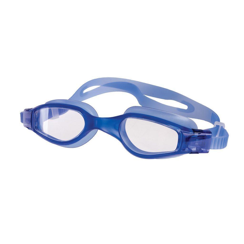 Очки для плавания Spokey Zoom (original) взрослые, регулируемые, силиконовые, для бассейна