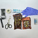 Укомплектованная тактическая аптечка, фото 2