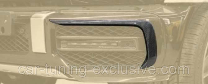 MANSORY front bumper air intake cover for Mercedes G-class