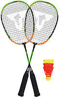Talbot Torro Набор для спидминтона Talbot Torro Speedbadminton Set Speed 2000 (490102)