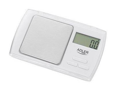 Ювелирные Цифровые Электронные Весы (Adler AD 3161), фото 2