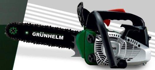 Бензопила ланцюгова Grunhelm GS-2500