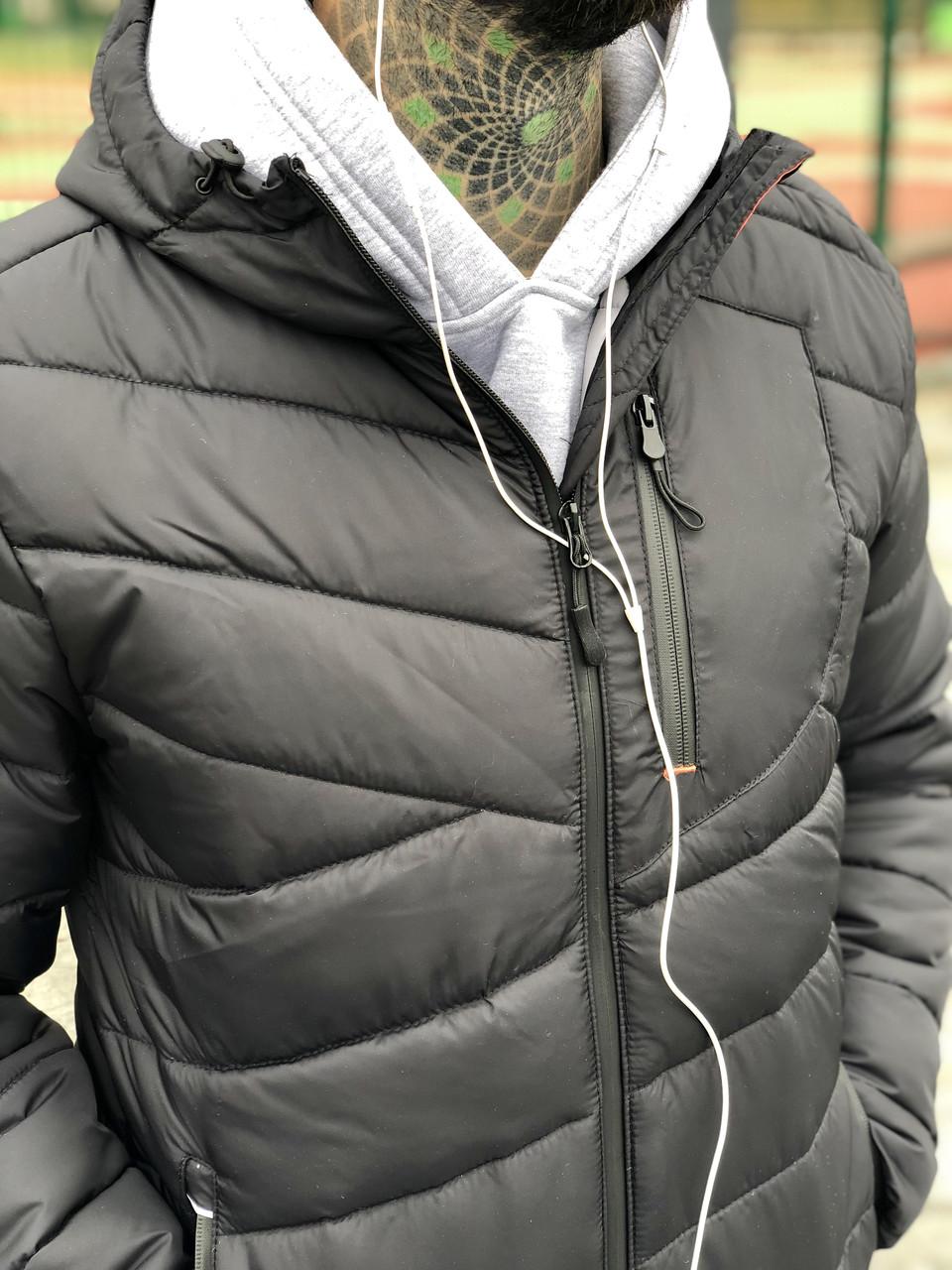 Мужская зимняя куртка Maybach (еврозима)
