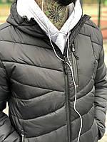 Чоловіча зимова куртка Maybach (еврозима), фото 1