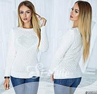 Женский стильный свитер  НШ4100, фото 1