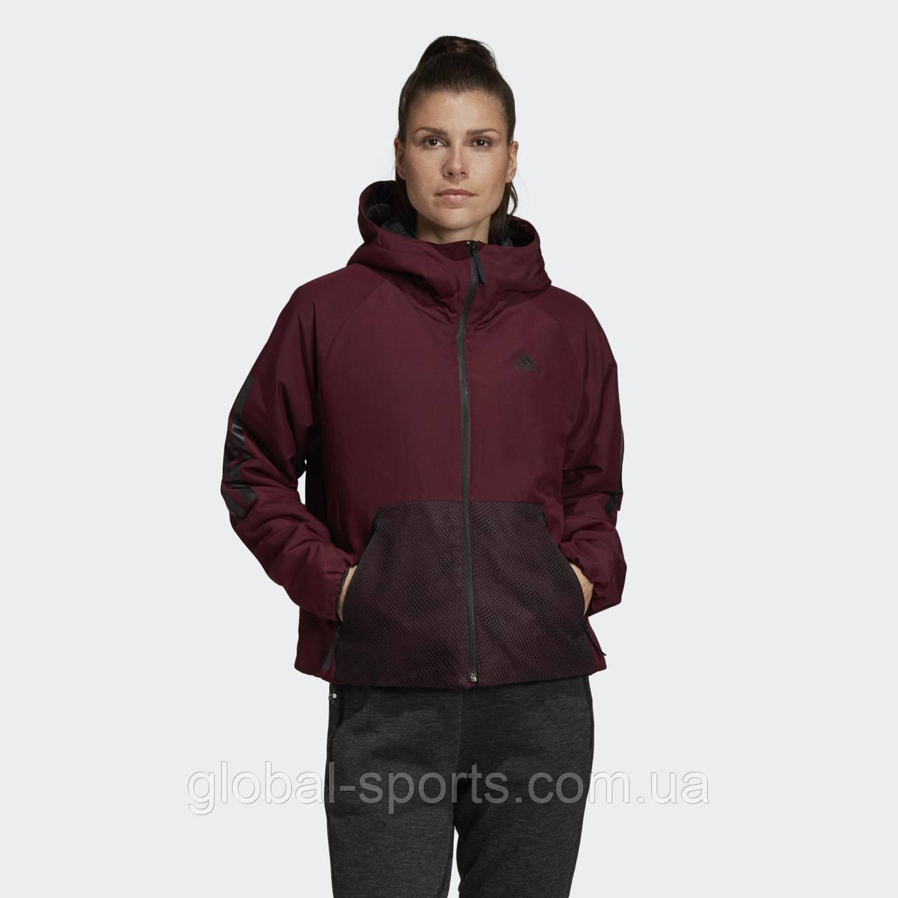 Жіноча куртка Adidas Back-to-Sports(Артикул:DZ1516)