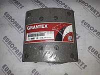 Накладки тормозные WVA19553 19716 Iveco Trakker EuroTrakker EUROTECH EUROSTAR 2992123 2992378 STD, фото 1