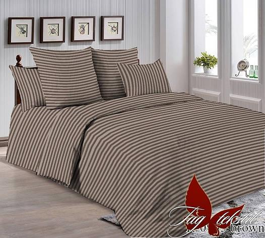 Комплект постельного белья R0905brown, фото 2