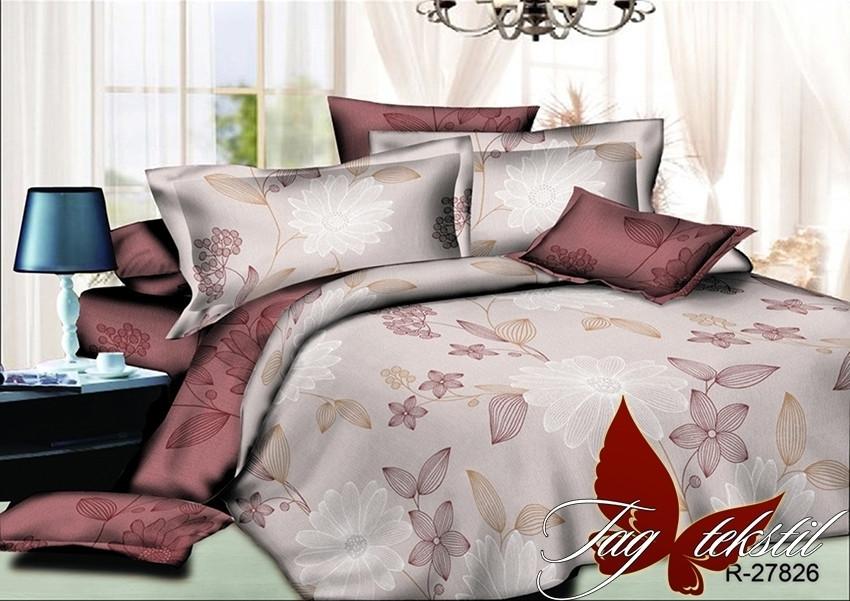 Комплект постельного белья с компаньоном R27826