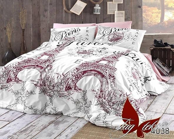 Комплект постельного белья R4038, фото 2