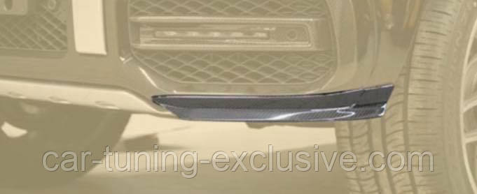 MANSORY front side lips for Mercedes G-class