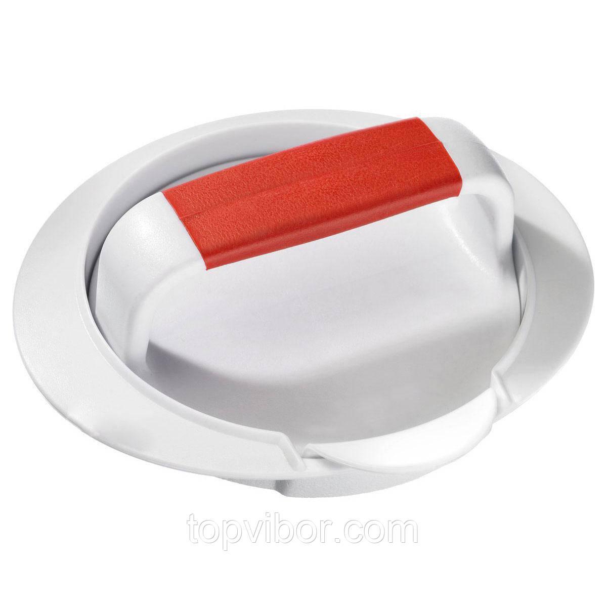 🔝 Форма-пресс для котлет гамбургеров Boral Hamburger Maker, цвет - белый, с доставкой по Киеву и Украине | 🎁%🚚