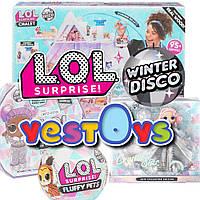 LOL Surprise Winter Disco: новорічна колекція ЛОЛ 2019/2020