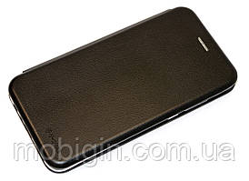 Чехол-книжка Huawei Honor 8x черный G-Case Ranger Elite