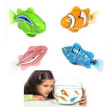 Интерактивная рыбка Robofish с подсветкой, фото 3