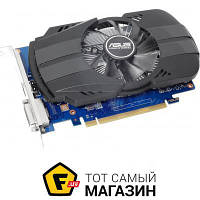 Видеокарта ASUS GeForce GT1030 2GB, 64bit, DDR5 OC Phoenix (PH-GT1030-O2G)