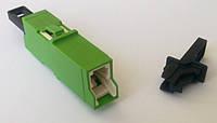Адаптер оптический LSH(E2000) SM SIMPLEX GREEN