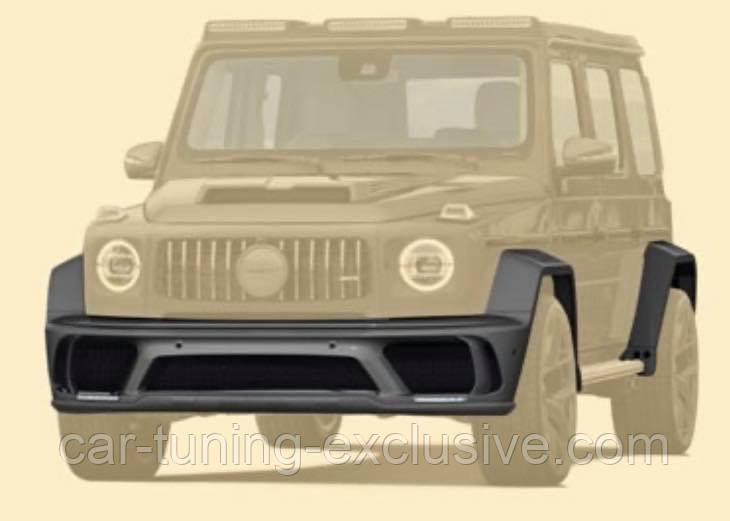 MANSORY WIDE KIT for Mercedes G-class