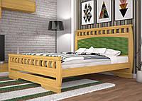 Кровать полуторная Атлант 11 ТИС