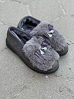 Угги женские зимние серые, фото 1
