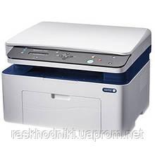 МФУ лазерное ч/б Xerox WC 3025BI с Wi-Fi