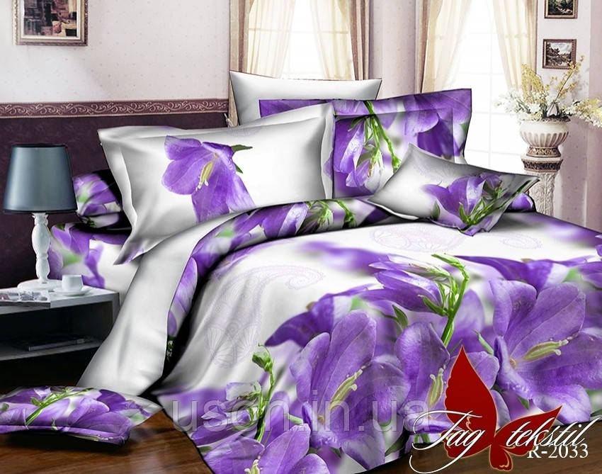 Комплект постельного белья ранфорс Тм Таg  R2033